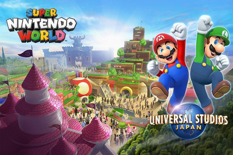 SUPER NINTENDO WORLD』